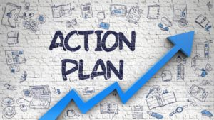 Law firm digital marketing strategy action plan