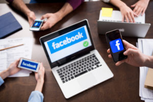 Facebook tools for law firms